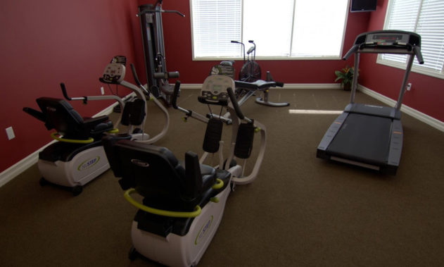 Whispering Creek Dial Senior Living - Fitness