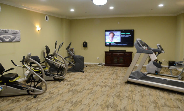 Willow Falls Dial Senior Living - Fitness Room
