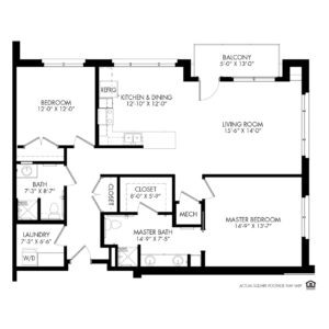 The Knolls Independent Living, Lincoln, NE, Pinnacle 1, 2 Bed